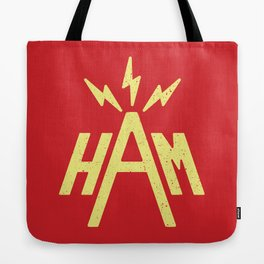 Ham Radio Tote Bag