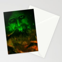 In The Dark Of The Night Stationery Cards