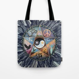 All Tribes Heed the Call Tote Bag