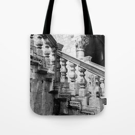 Sponza Palace Stairs Tote Bag