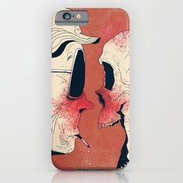 Hunter S. Thompson iPhone Case
