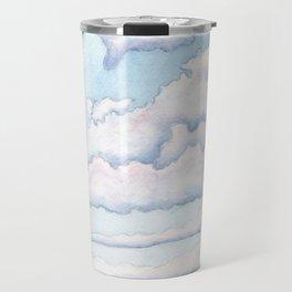 Morning Clouds Travel Mug