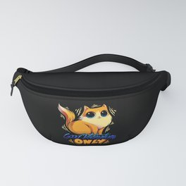 Good Vibrations Only Fanny Pack
