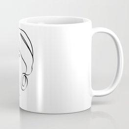 Black power Coffee Mug