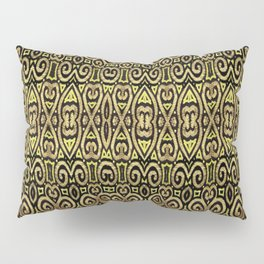 Golden Manipura Pillow Sham