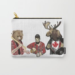 Oh, Hey There Canada Carry-All Pouch