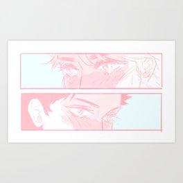 """""""i like you."""" Art Print"""