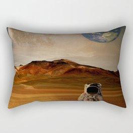 Mars Concept Rectangular Pillow