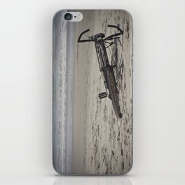 Lost Bicycle iPhone Skin