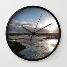 Connemara Coast #4 Wall Clock