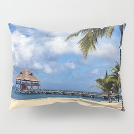 Pathway to Paradise Pillow Sham