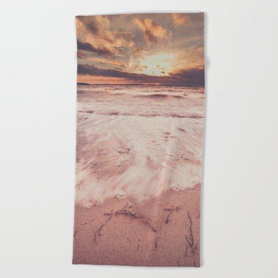 Erase me Beach Towel