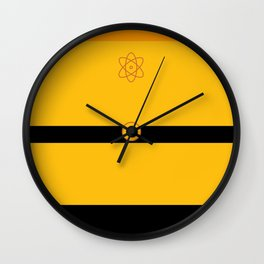 P-LINE True Fan Wall Clock