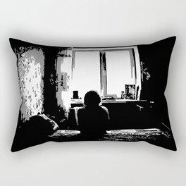 4 a.m. Rectangular Pillow