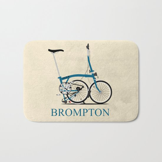 Brompton Bike Bath Mat