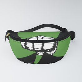 St . Patrick's Day Pinch Me And I'll Punch You Fanny Pack
