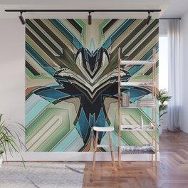 Mask Wall Mural
