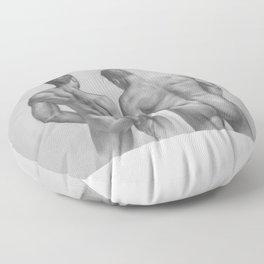 2 men Floor Pillow