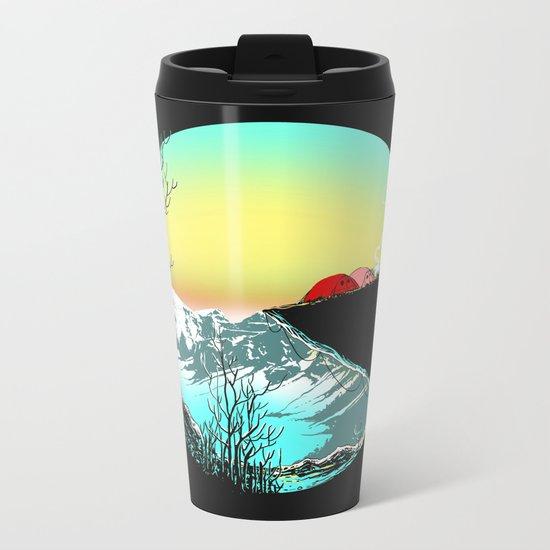 Pac camp Metal Travel Mug