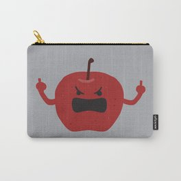 Ultra Angry Apple Carry-All Pouch