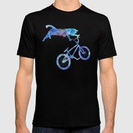 BMX Cat T-shirt