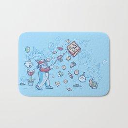 Mario Party Bath Mat