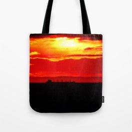 Ship under the Sun Tote Bag