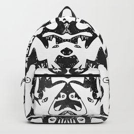 Retro Disco Party Backpack