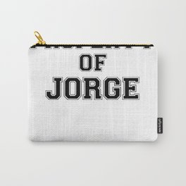 Property of JORGE Carry-All Pouch