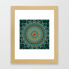 Jewel of the Nile Framed Art Print