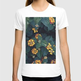 Beautiful flowers over my neighborhood T-shirt