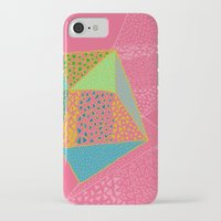 diamonds iPhone & iPod Cases featuring Diamonds by Sandra Arduini