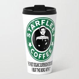 Starfleet Coffee Travel Mug