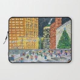 Christmas on Woodward Avenue Laptop Sleeve