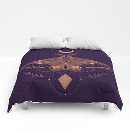 Metaphys Moth - Purple Comforters