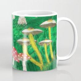 Mushroom Party Coffee Mug