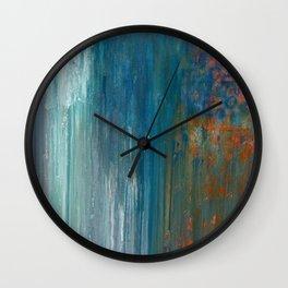 Poison Oak Chemistry Wall Clock