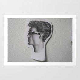 Mr. Solo Art Print