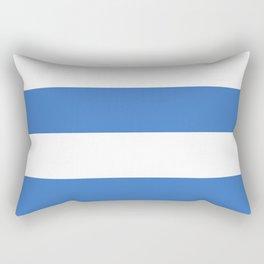 flag of Tallinn Rectangular Pillow