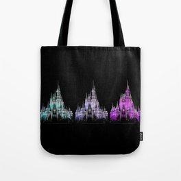 Magic Kingdom Christmas Tote Bag