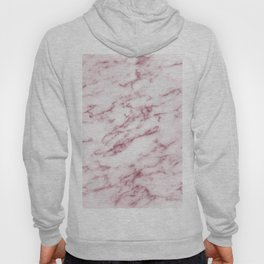 Contento rosa pink marble Hoody
