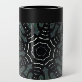 Dark Mandala #4 Can Cooler