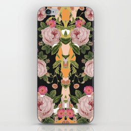 Floral Party iPhone Skin