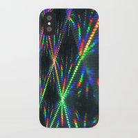 hologram iPhone & iPod Cases featuring Laser Paper by Griffin Lauerman