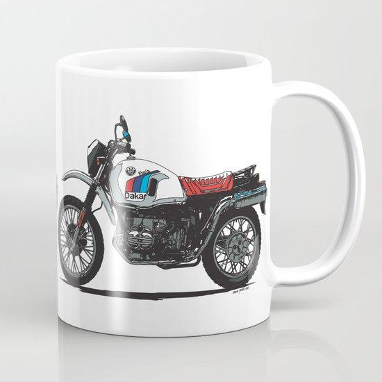 BMW R80GS PD Mug