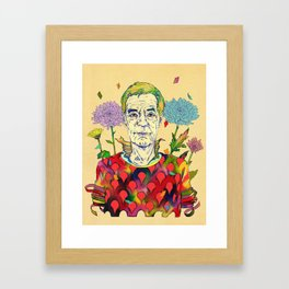Timothy Leary Framed Art Print
