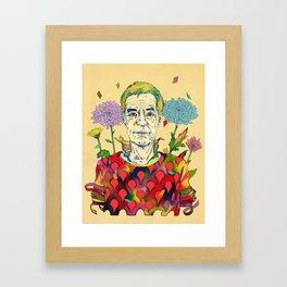 Timothy Leary Framed Art Print