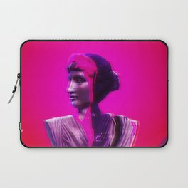 Vaporwave Glow Laptop Sleeve