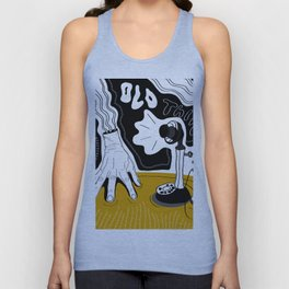 Thing (Addams Family) Unisex Tank Top