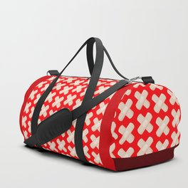First Aid Plaster Duffle Bag